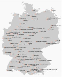 regiony_niemieckie SF Deutschland